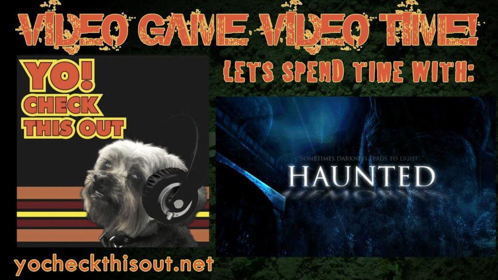 Let's Play Haunted Memories… please