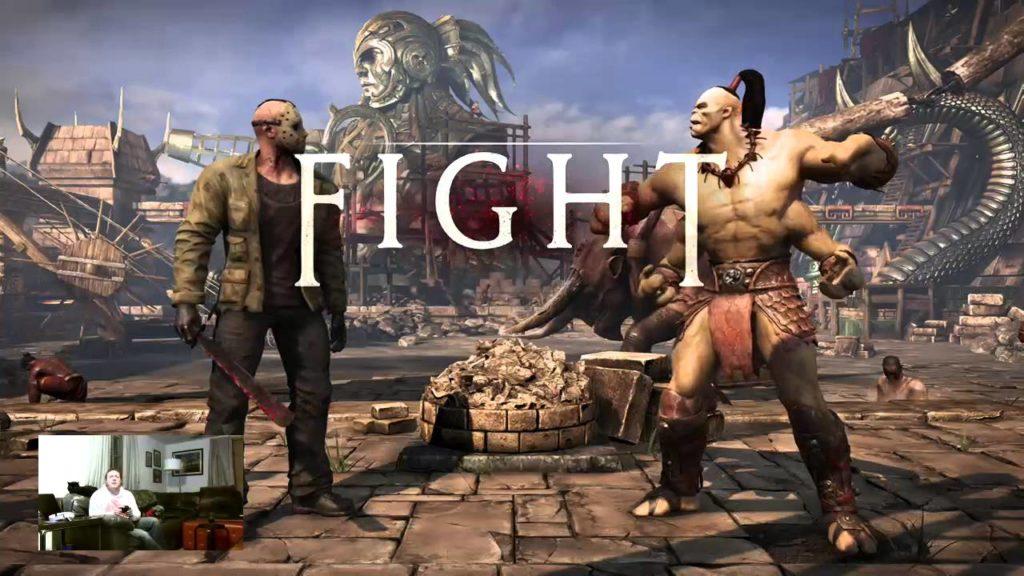 Mortal Kombat X Season's Beatings
