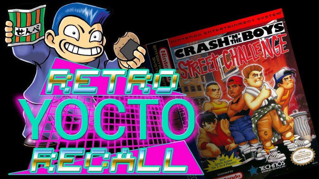 Retro Recall (Ep. 5) – Crash and the Boys Street Challenge (NES)