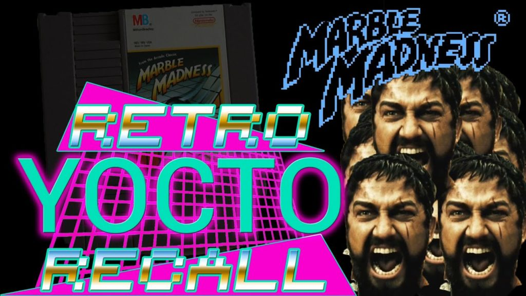 Retro Recall (Ep. 4) – Marble Madness (NES) – 2 Player – Clean Sweep