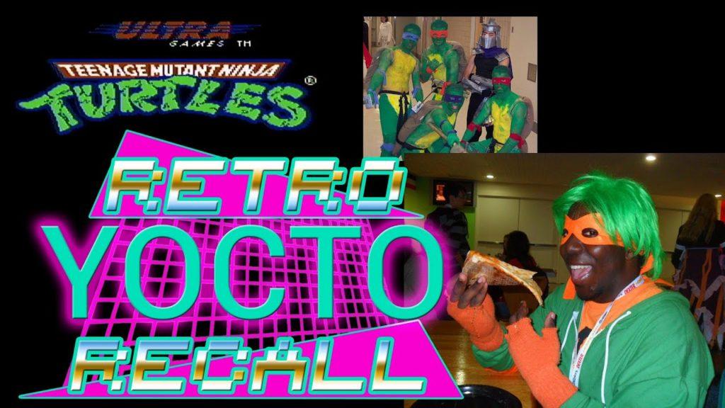 Retro Recall (Ep. 8) – TMNT – Damn Dam (NES)