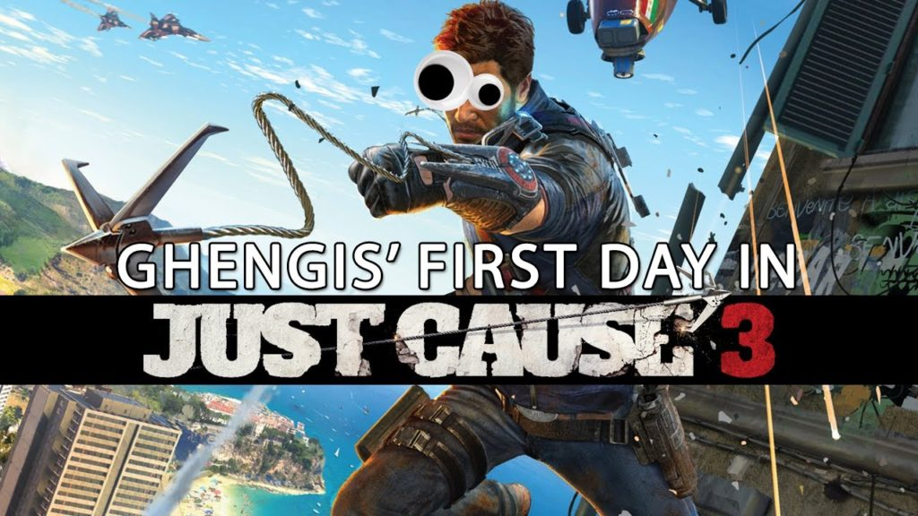 Just Cause 3: Ghengis' First Day in Medici