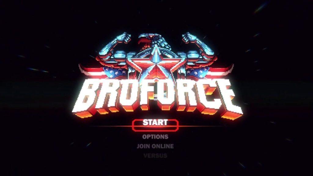 Broforce – You Know How I Said I'll Kill You Last?
