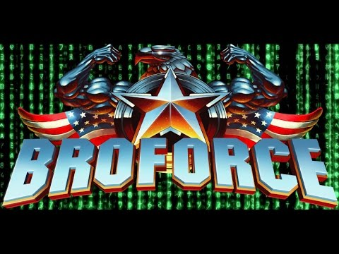 Broforce – Dr Uberwitz is the ONE!