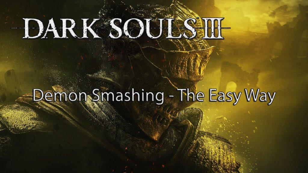 Dark Souls 3 – Easy Solo Demon Fight