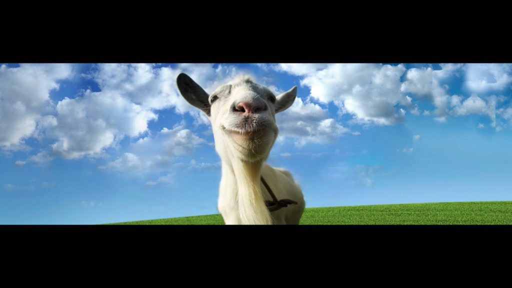 Let's Try Out: Goat Simulator