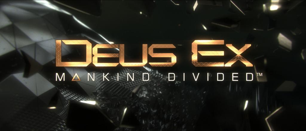 Deus Ex: Mankind Divided New Trailer