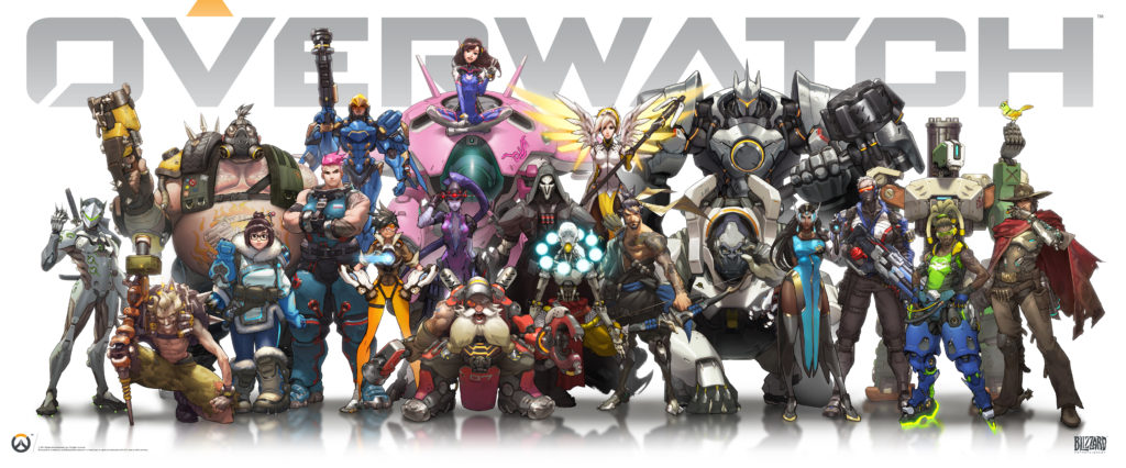 Overwatch with over 7 Million Players Already