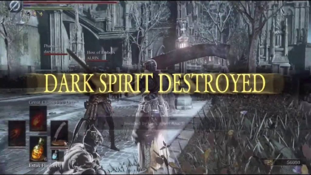 Dark Souls 3 – The Aldrich Experience