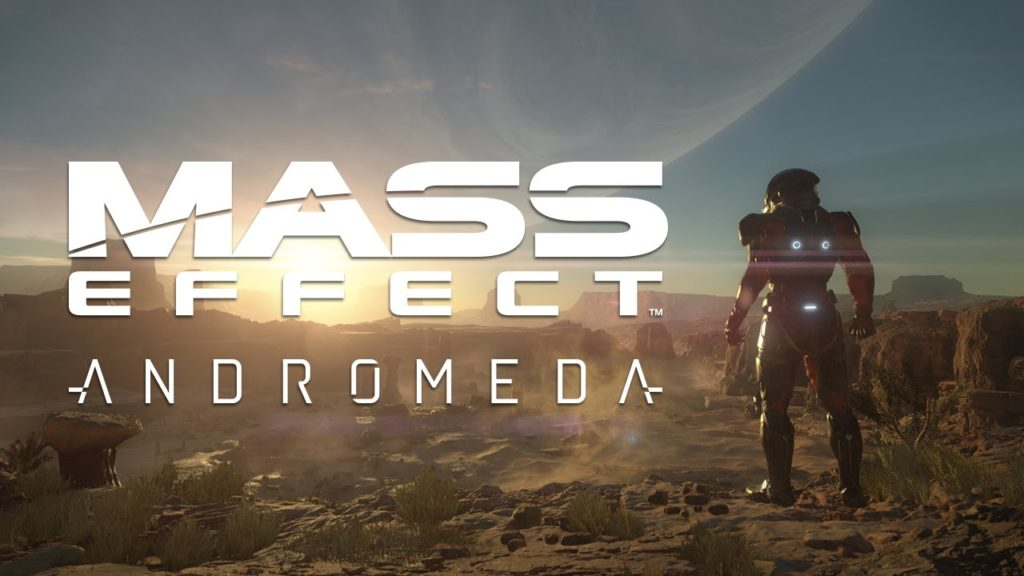 Mass Effect Andromeda E3 Trailer