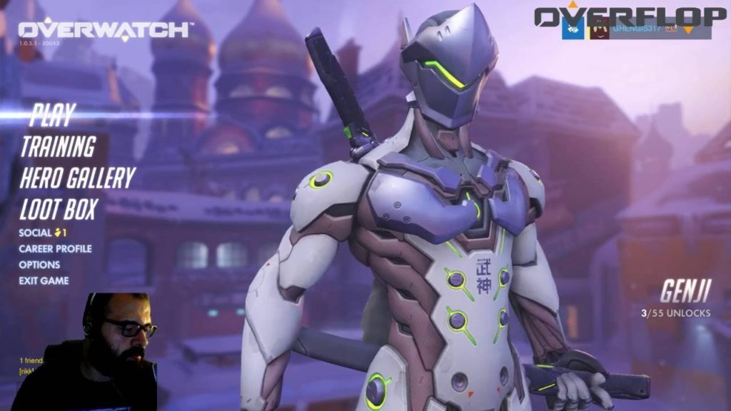 Time for Overflop, our weekly fun stream of The Flophouse Podcast Gaming Group playing Overwatch