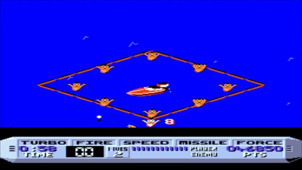 Retro Recall (Ep – 28) – Cobra Triangle – (NES)