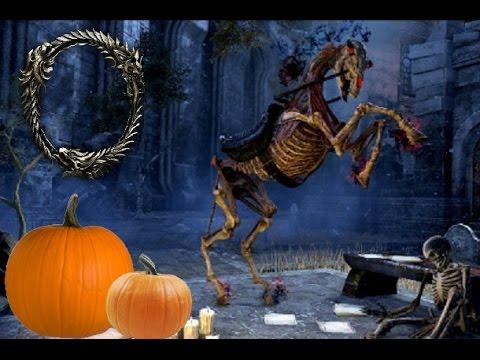 ESO -Easy Pumpkin Location Elder Scrolls Online