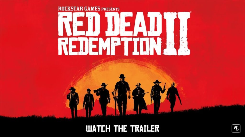 Red Dead Redemption 2: Tiny hype train barely leaving the station