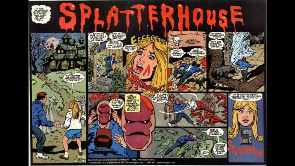Retro Recall (Ep. 36) – Splatterhouse 3 (TurboGrafx-16)