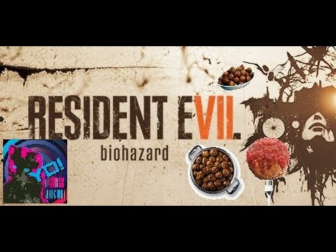 Resident Evil 7 – That's a Spicy Meat-a-ball