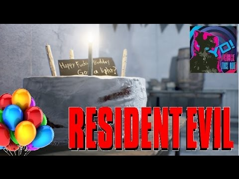 Resident Evil 7 – Out Before Cake