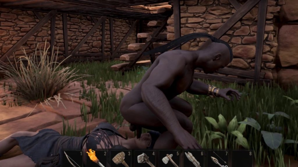 Conan Exiles – Dicks, Physics, and Dick Physics 🍆🍆🍆🍆🍆🍆🍆