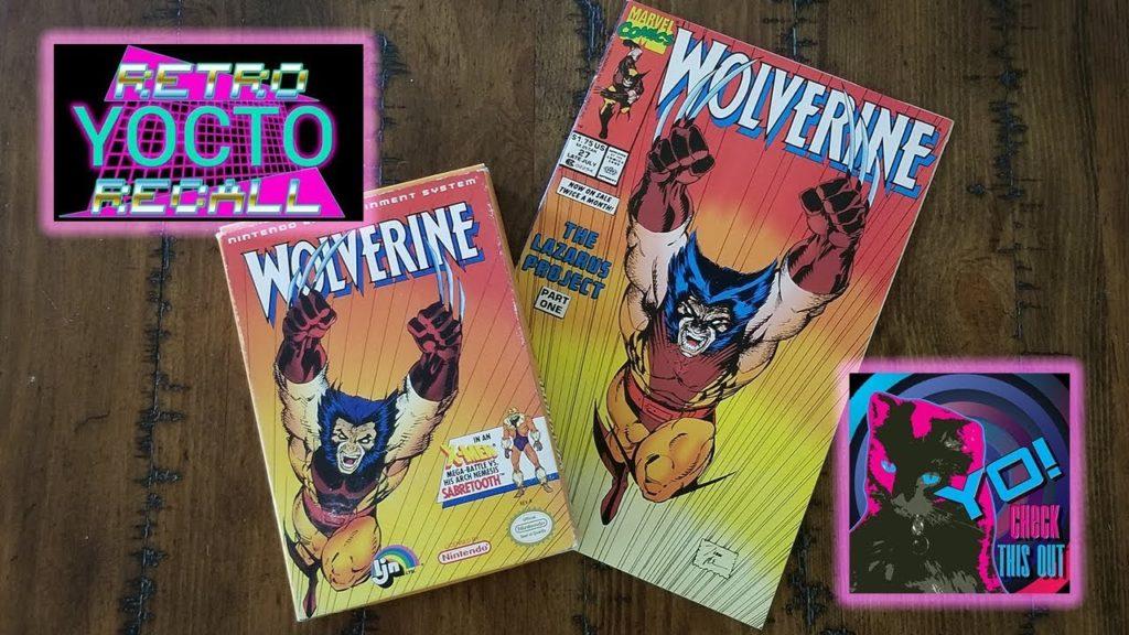 Retro Recall (Ep. 42) – Wolverine (NES)