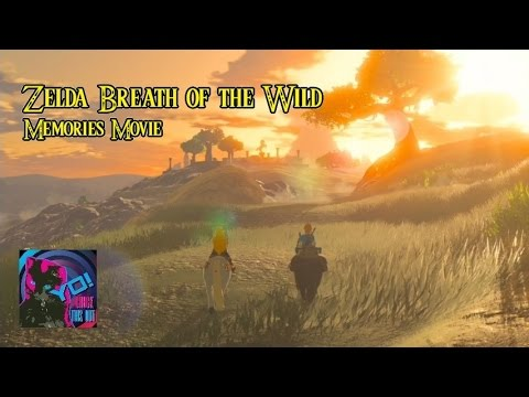 Zelda Breath of the Wild All Memories – One Movie