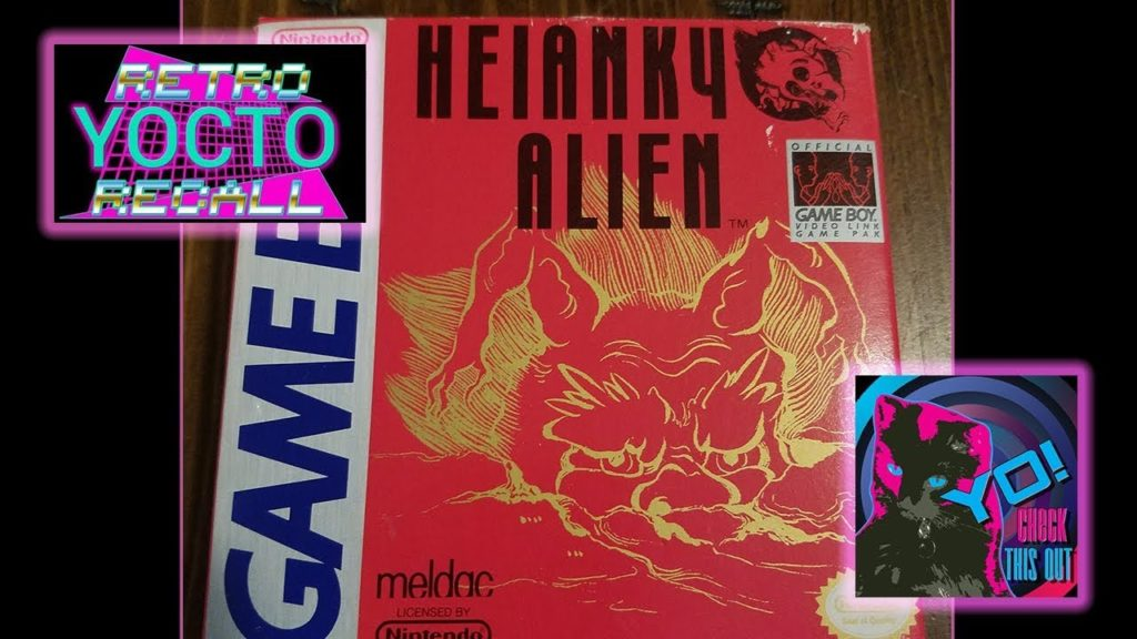 Retro Recall (Ep. 43) – Heiankyo Alien (GameBoy)