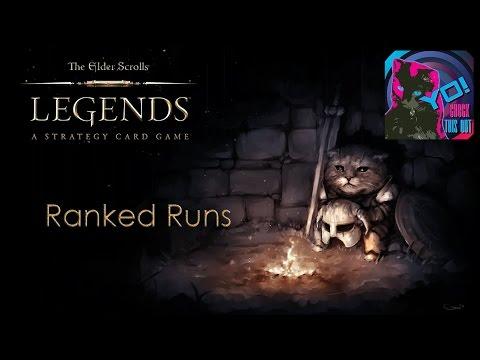 Elder Scrolls Legends – Ranked Runs to 30 ACHIEVED!