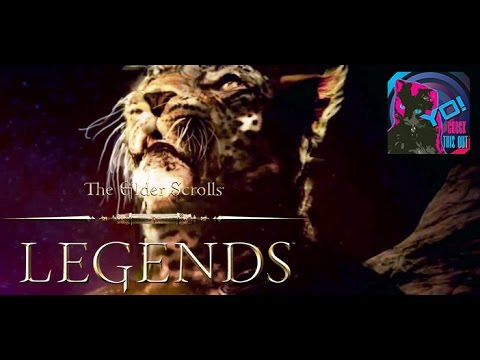 Elder Scrolls Legends- Ranked Runs Night Mother Deck