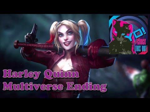 Injustice 2 -Harley Quinn Multiverse Ending