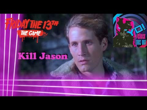 Friday the 13th The Game – How to Kill Jason
