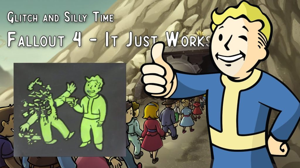 Glitch and Silly Time: Fallout 4 – Is it still broken?