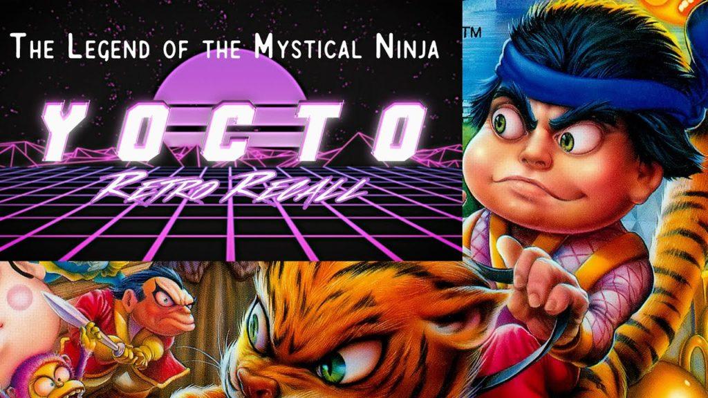 Retro Recall (Ep. 45) – The Legend of the Mystical Ninja (SNES)