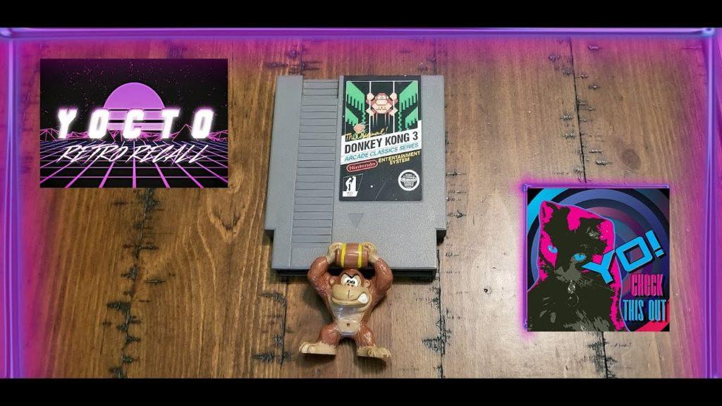 Retro Recall (Ep. 52) – Donkey Kong 3 (NES)