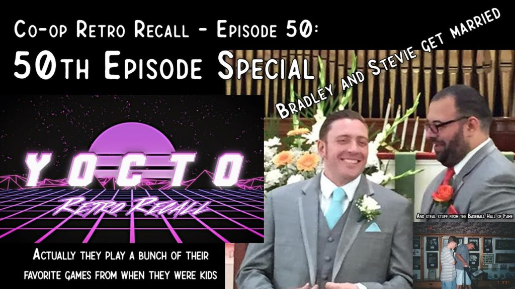 Retro Recall (Ep. 50) – The 50th Episode Co-Op Special