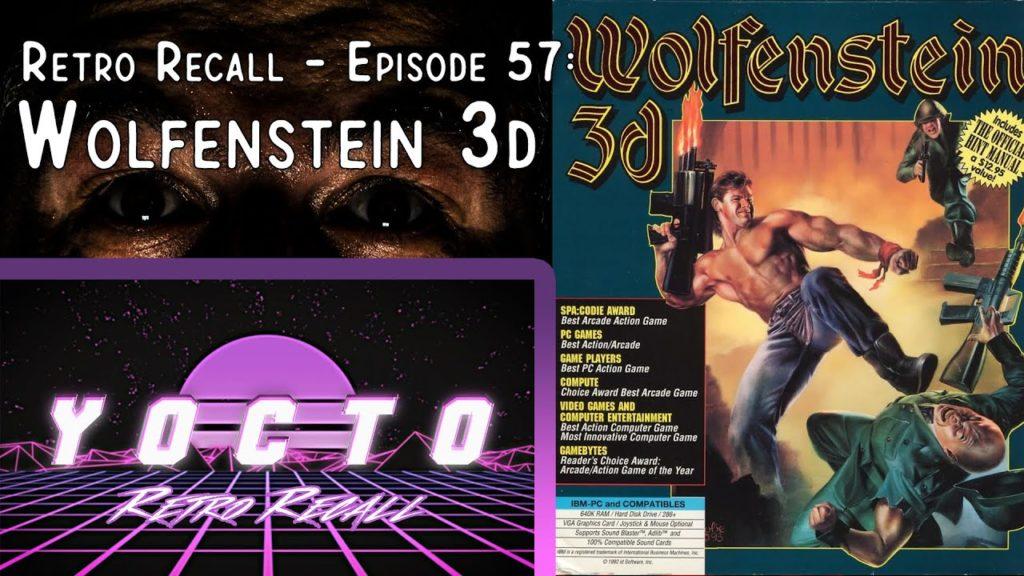 Retro Recall (Ep. 57) – Wolfenstein 3D – (MS-DOS)
