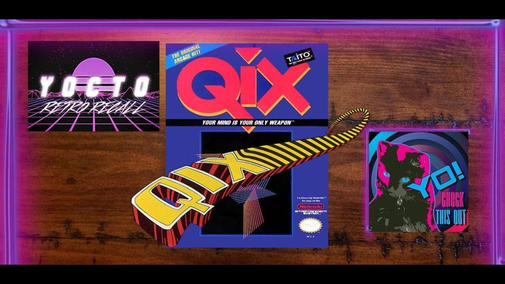 Retro Recall (Ep. 61) – Qix (NES)