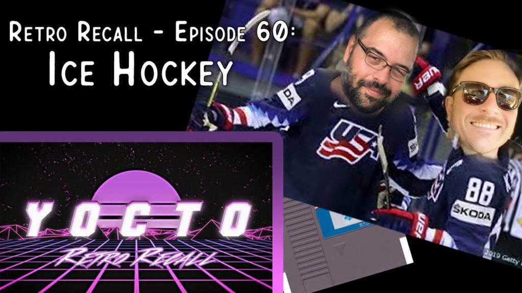 Retro Recall (Ep. 60) – Ice Hockey – (NES)