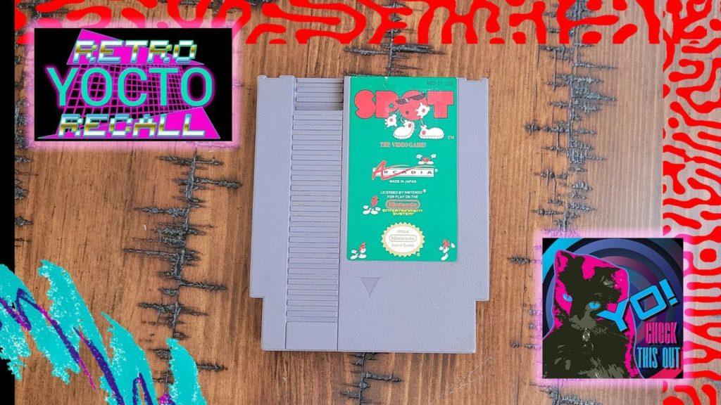 Retro Recall – (Ep. 63) SPOT (NES)