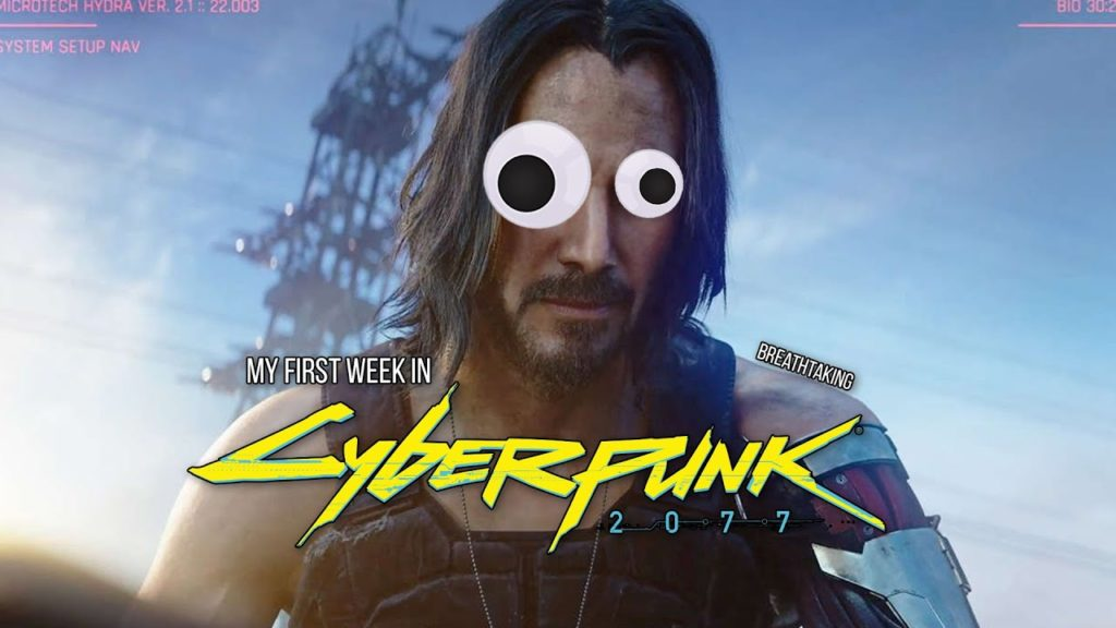 Glitch and Silly Time: Cyberpunk 2077 – The First Week