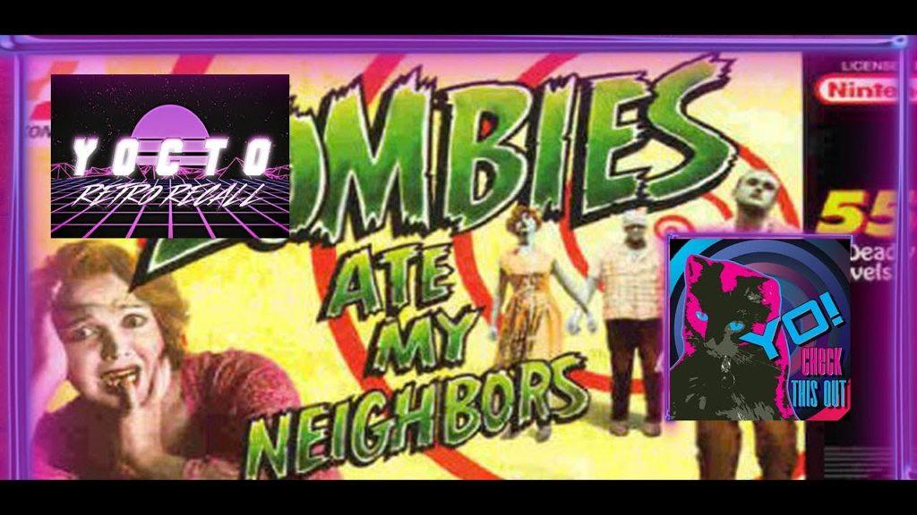 Retro Recall – (Ep. 68) Zombies Ate My Neighbors (SNES)