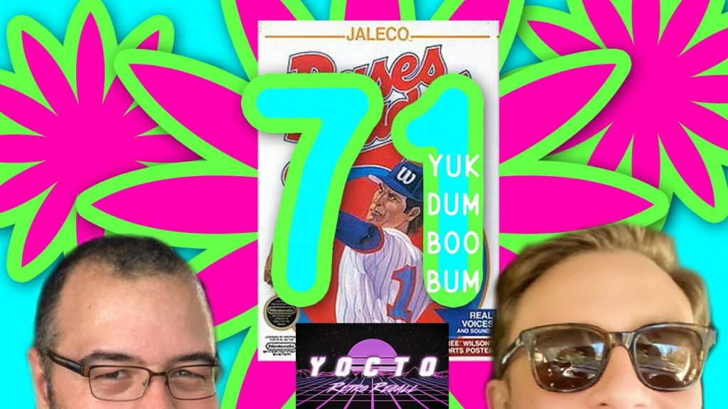 Retro Recall – (Ep. 71) Bases Loaded (NES)