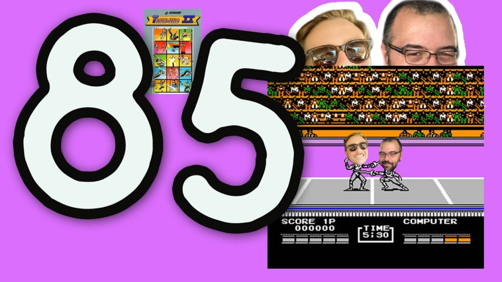 Retro Recall – (Ep. 85) Track & Field II (NES)