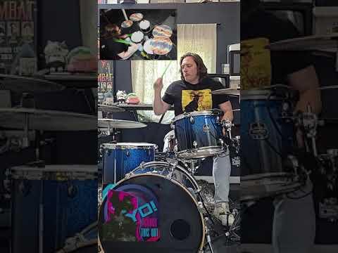 Drum Cover DOOM E1M1