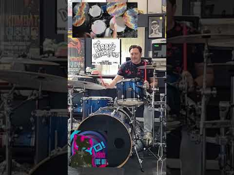 Kirby's Dreamland Drum Cover