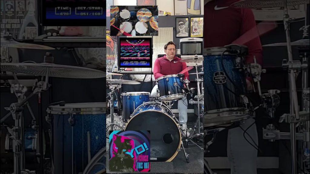 Kira Kira Star Night Drum Cover